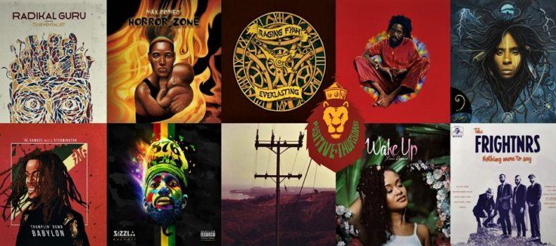 Podsumowanie roku 2016 – TOP 10 albumy