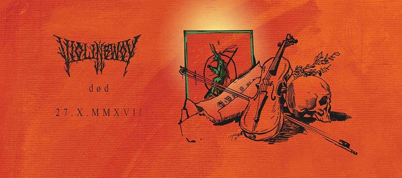 Violinbwoy – død (Moonshine Recordings)